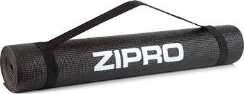 Zipro, Mata do ćwiczeń, czarny, 173x61cm-Zipro