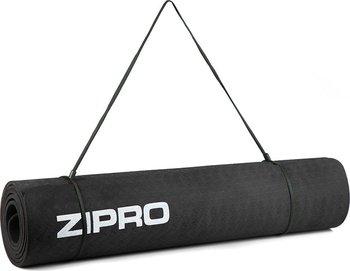 Zipro, Mata do ćwiczeń, czarny, 183x61cm-Zipro