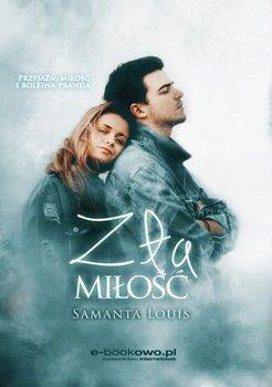 Zła miłość-Louis Samanta