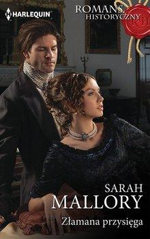 Złamana przysięga-Mallory Sarah