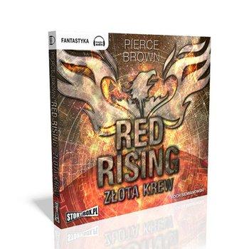 Złota krew. Red Rising. Tom 1-Brown Pierce