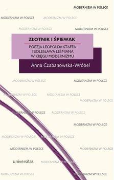 Złotnik i śpiewak-Czabanowska-Wróbel Anna