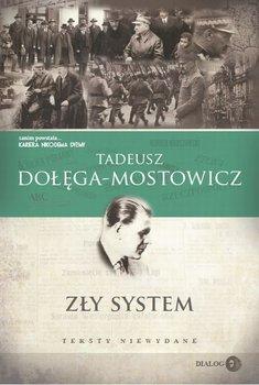 Zły system. Teksty niewydane                      (ebook)