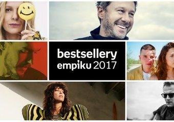 Znamy polskie gwiazdy gali Bestsellery Empiku 2017