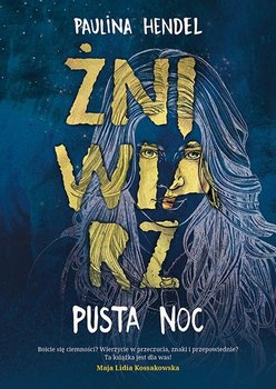 Żniwiarz. Tom 1. Pusta noc                      (ebook)