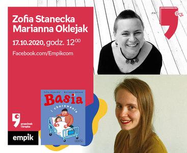Zofia Stanecka, Marianna Oklejak – Premiera   WTK. Przecinek i Kropka