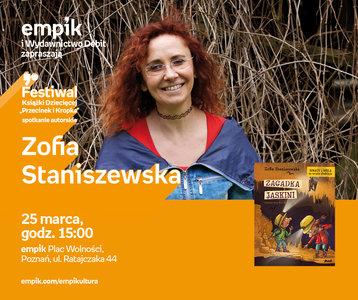 Zofia Staniszewska | Empik Plac Wolności