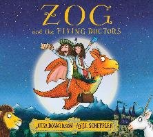 Zog and the Flying Doctors-Donaldson Julia