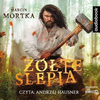 Żółte ślepia-Mortka Marcin