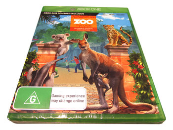 Zoo Tycoon: Ultimate Animal Collection ( Xbox One) - Microsoft Game