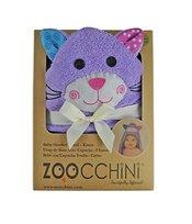 Zoocchini, ręcznik z kapturem Kotek