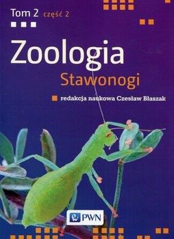 Zoologia. Stawonogi. Tom 2. Część 2-Opracowanie zbiorowe