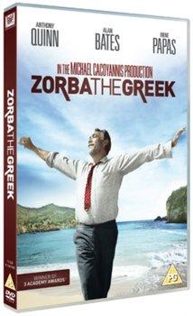 Zorba the Greek-Cacoyannis Michael
