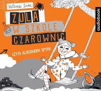 Zula w szkole czarownic-Socha Natasza