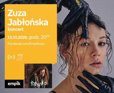 Zuza Jabłońska – #EmpikMusicLive – koncert