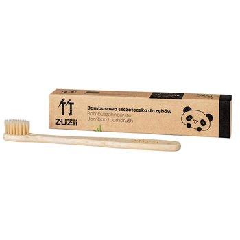 Zuzii, bambusowa szczoteczka do zębów, 1 szt.-ZUZii