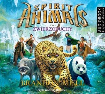 Zwierzoduchy. Spirit Animals. Tom 1-Mull Brandon