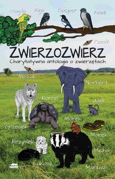 Zwierzozwierz. Charytatywna antologia o zwierzętach                      (ebook)