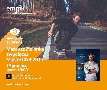 Zwycięzca MasterChef 2017 | Empik Kazimierz