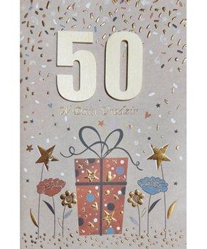 Życzenia na 50-te urodziny M 594-Maja
