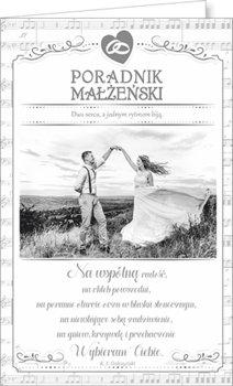 Życzenia ślubne SAB 13-AB Card