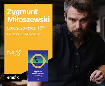 Zygmunt Miłoszewski – Premiera online