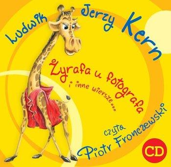 Żyrafa u fotografa i inne wiersze-Kern Ludwik Jerzy